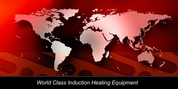 induction forge heating equipment